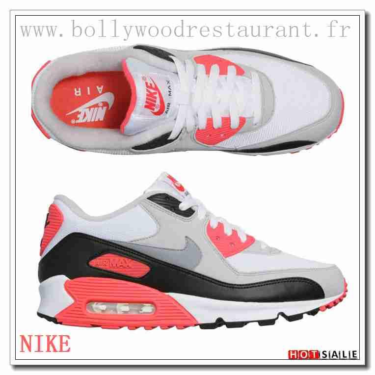 sale retailer 6e5ad 9ea32 EB7114 Doux 2018 Nouveau style Nike Air Max 90 - Homme Chaussures -  Promotions Vente - H.K.Y.003 - Taille  40~44