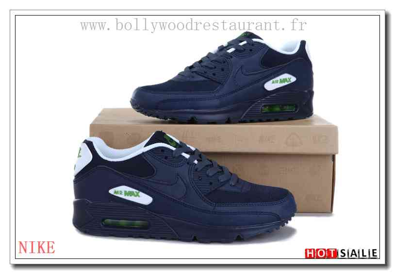 0cbdae3fadc8d YE7620 Loisirs 2018 Nouveau style Nike Air Max 90 - Homme Chaussures -  Promotions Vente - H.K.Y. 048 - Taille   40~44