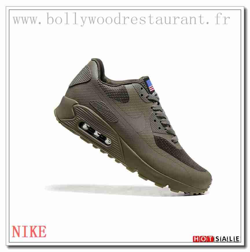 reputable site 273cb 91c25 ZZ8875 Meilleur Prix 2018 Nouveau style Nike Air Max 90 - Homme Chaussures  - Promotions Vente - H.K.Y. 494 - Taille   40~44