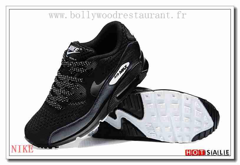 brand new 2f740 3ecda KT0008 Qualité 100% Garanti 2018 Nouveau style Nike Air Max 90 - Homme  Chaussures - Promotions Vente - H.K.Y. 609 - Taille   40~44