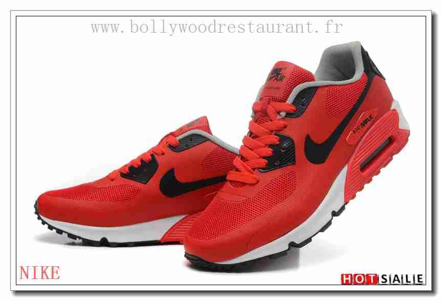 newest fe9d3 2fbaf CQ0161 Nouveau Style 2018 Nouveau style Nike Air Max 90 - Homme Chaussures  - Promotions Vente - H.K.Y. 016 - Taille   40~44