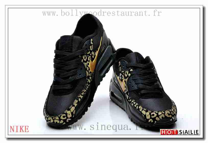 TV1308 Meilleur Prix Chaussure 2018 Nouveau style Nike Air Max 90 - Homme  Chaussures - Noir Promotions Vente - H.K.Y. 469 - Taille   40~44 5af3b3c11b8e