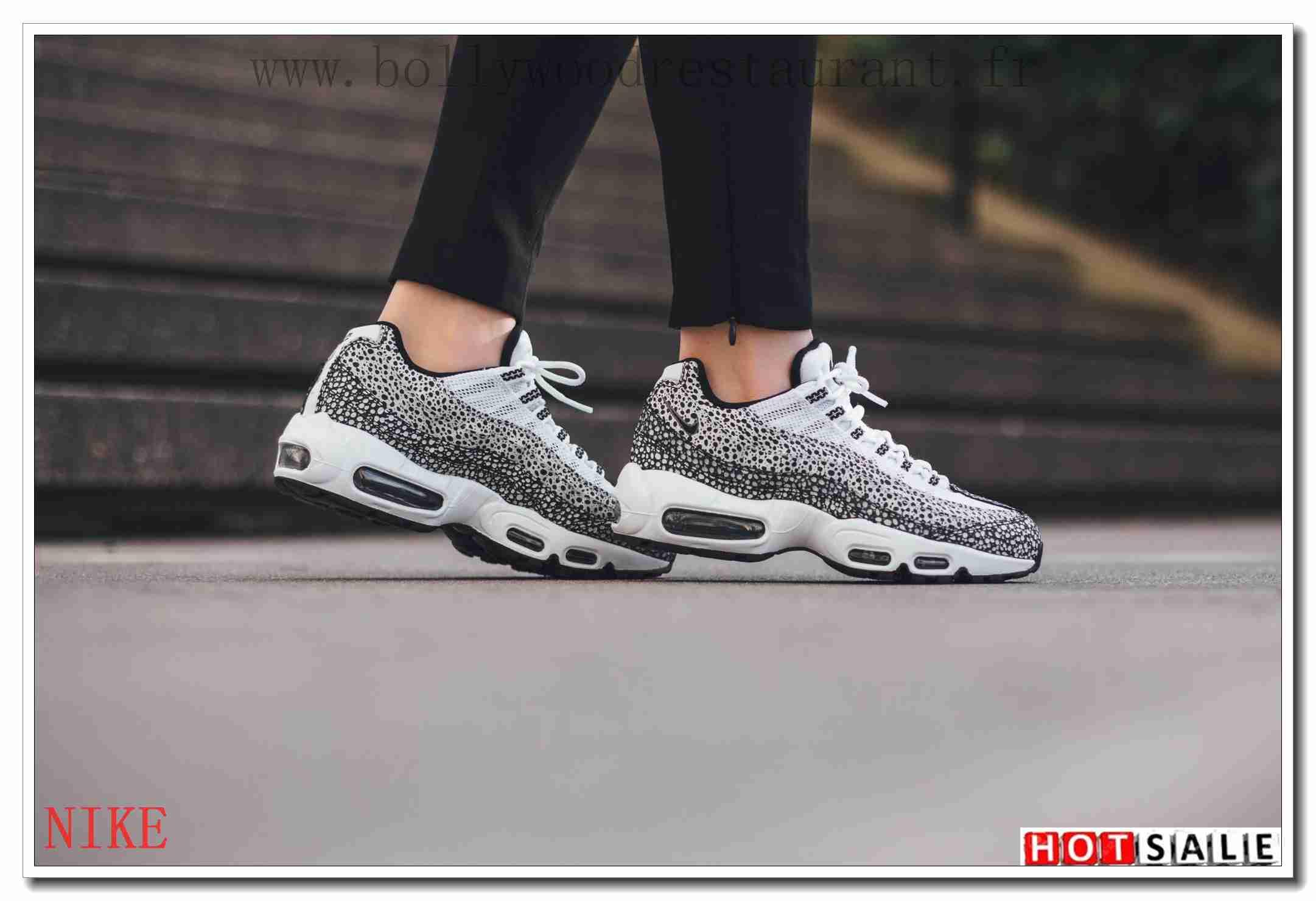 EO6634 La Mode 2018 Nouveau style Nike Air Max 95 - Femme Chaussures - Promotions Vente - H.K.Y.&958 - Taille : 36~39