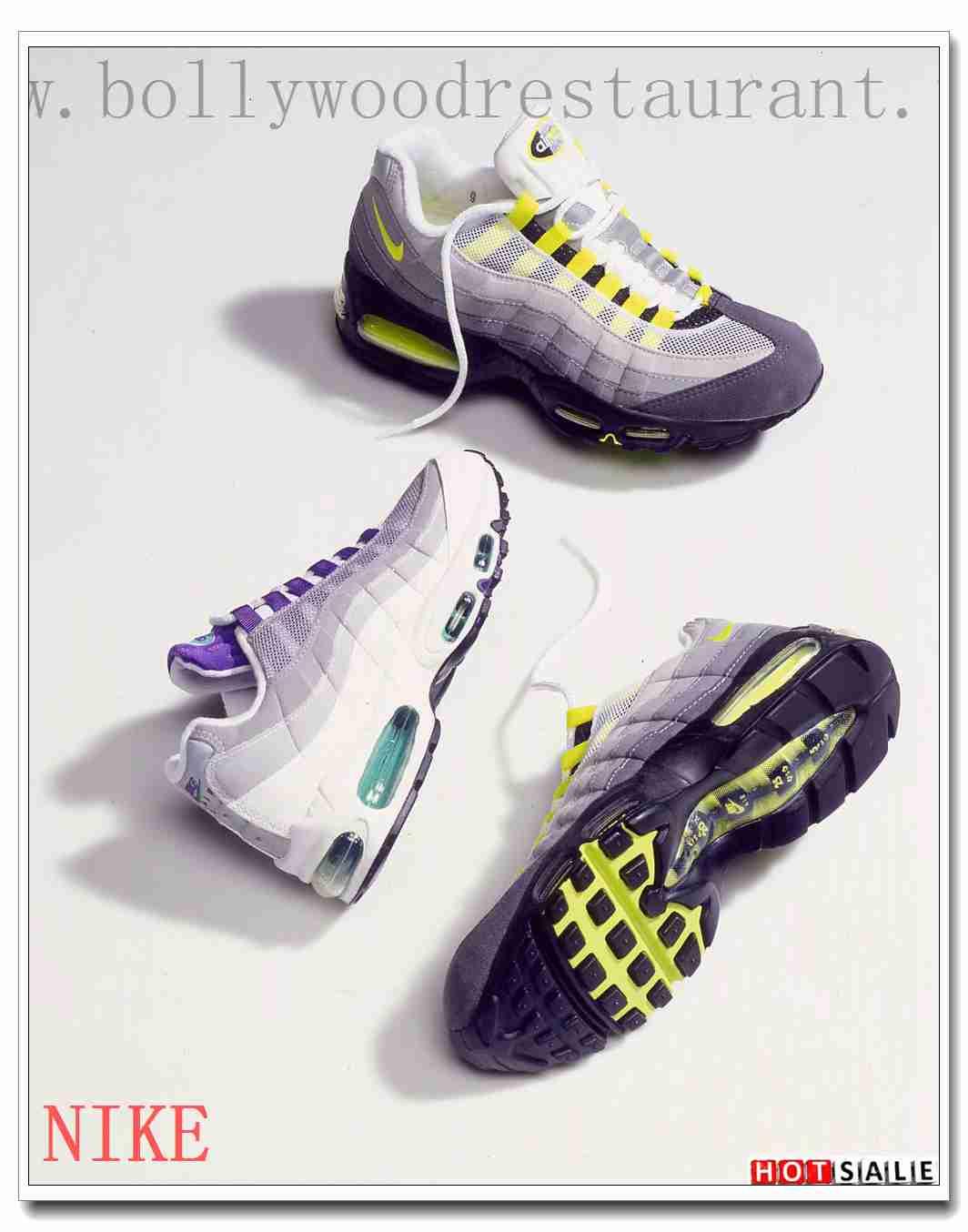 the latest 34c8d 1ad65 EU2038 aspect premium 2018 Nouveau style Nike Air Max 95 - Femme Chaussures  - Promotions Vente - H.K.Y. 589 - Taille   36~39