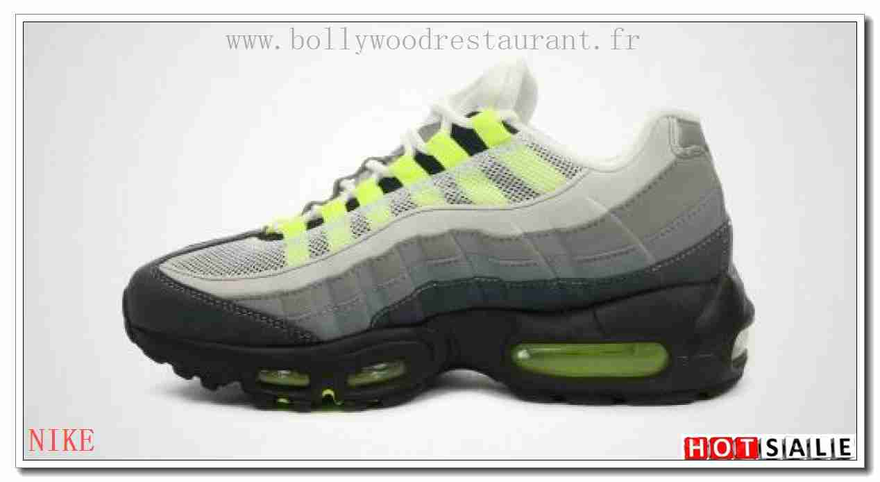 new arrival 0f424 235ef JO4640 Shopping en ligne 2018 Nouveau style Nike Air Max 95 - Homme  Chaussures - Promotions Vente - H.K.Y. 619 - Taille   40~44