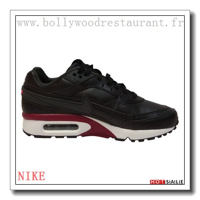 separation shoes 15282 0e543 AC7767 Simple 2018 Nouveau style Nike Air Max Classic BW - Homme Chaussures  - Promotions Vente - H.K.Y. 889 - Taille   40~44