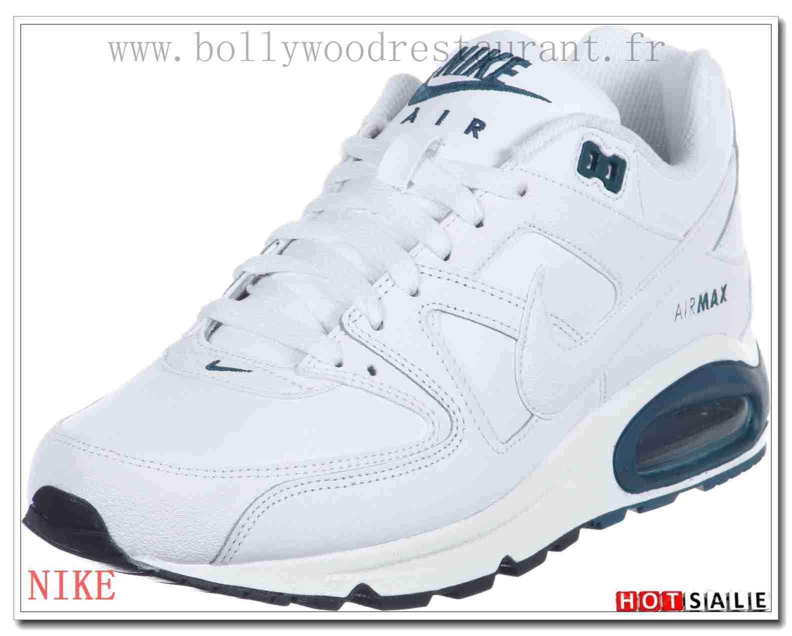 new product e29f3 7bd57 RD5520 Traitement antimicrobien 2018 Nouveau style Nike Air Max Command - Femme  Chaussures - Promotions Vente