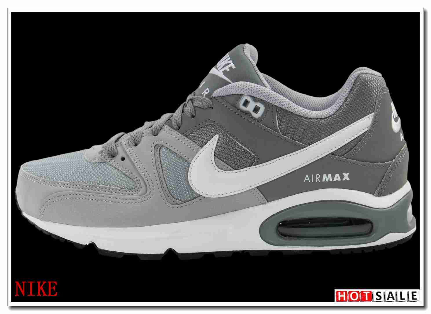 hot sales ed626 1cca1 AZ9255 Neutre 2018 Nouveau style Nike Air Max Command - Homme Chaussures -  Promotions Vente -