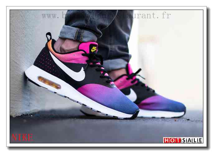 best loved 85f0c 26d8a WV9720 Dame 2018 Nouveau style Nike Air Max Tavas - Femme Chaussures -  Promotions Vente -