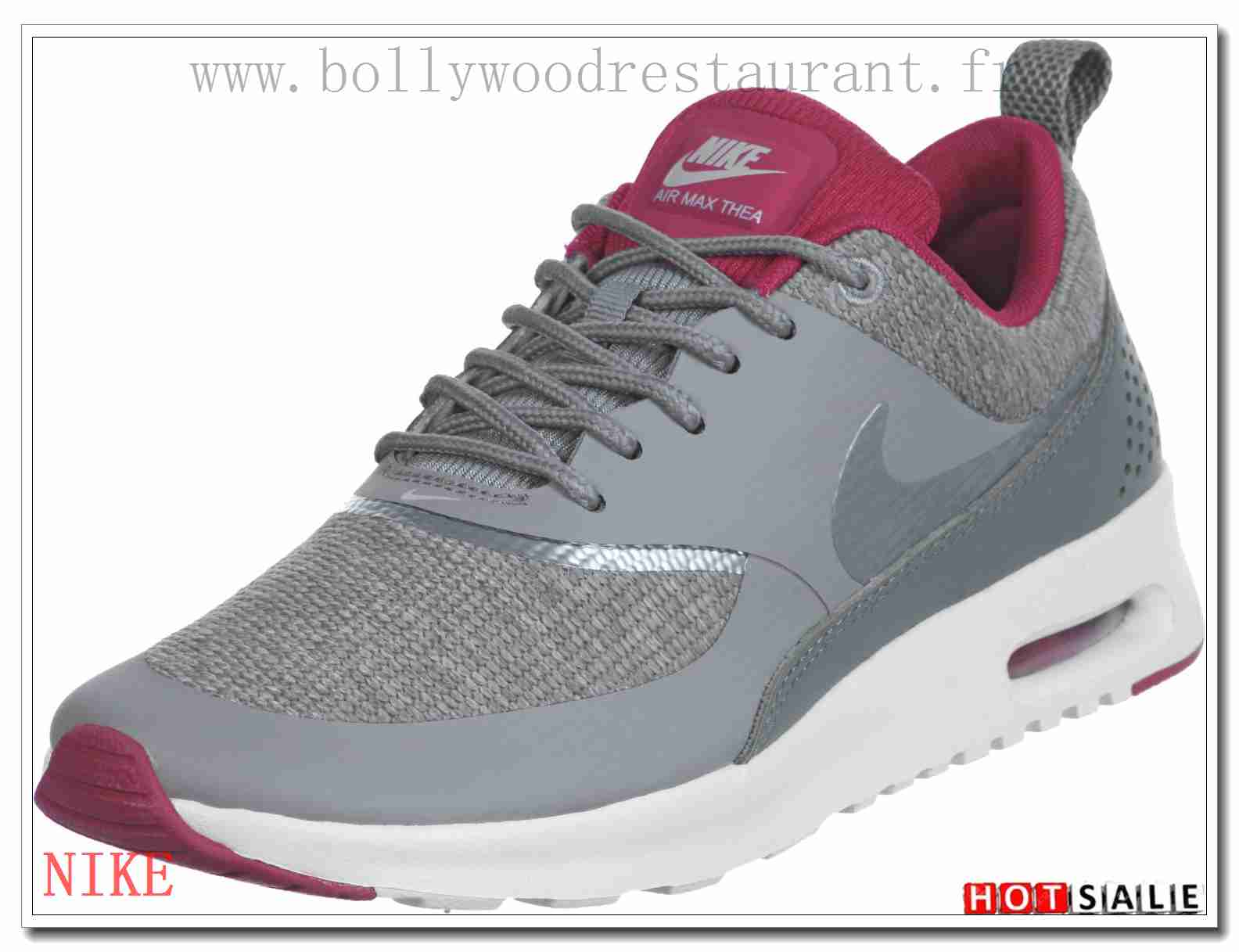 new product 2372f 0a572 TY3000 Classique 2018 Nouveau style Nike Air Max Thea - Femme Chaussures -  Promotions Vente -