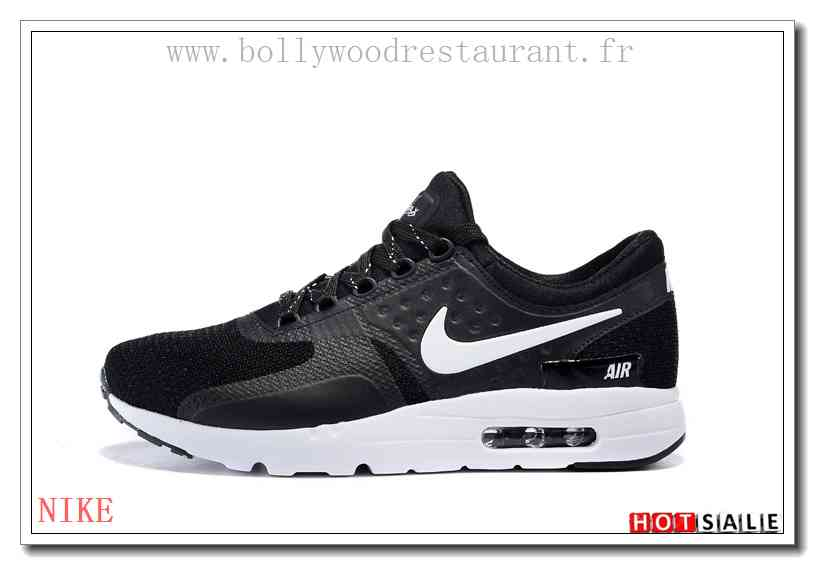AC7767 Simple 2018 Nouveau style Nike Air Max Zero - Homme ...