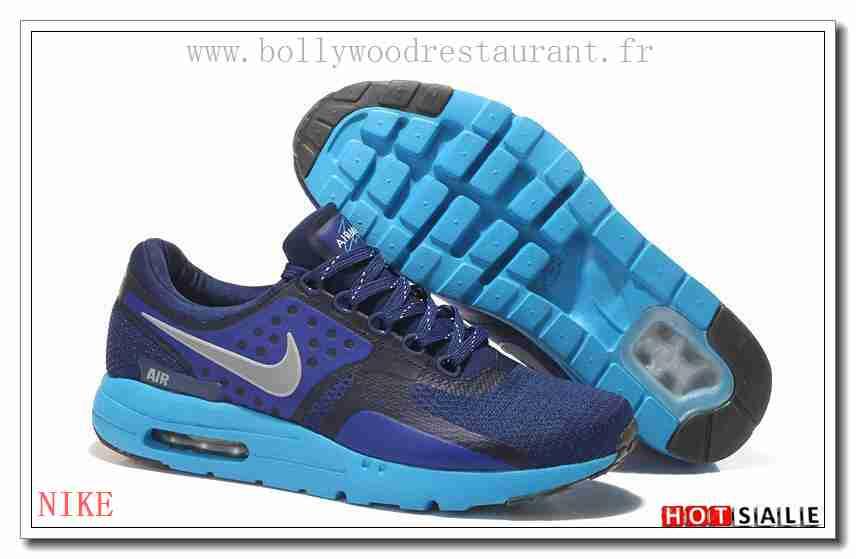 more photos 721a2 d700c PE9157 La Mode 2018 Nouveau style Nike Air Max Zero - Homme Chaussures - Promotions  Vente
