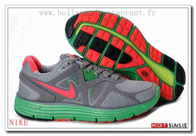 huge discount bc0af 68f8e IL2243 Semelle Synthétique Nike LunarGlide+ 3 Mediumaquamarine Tomato  Darkgray 2018 Nouveau style Soldes - F.R.J.217