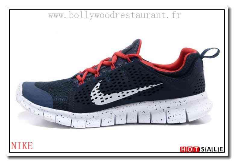 new styles 45812 d805a SI3168 Nouveaux produits Nike Free Powerlines+ 2 DarkBleu blanc rouge 2018  Nouveau style Soldes - F.R.J.