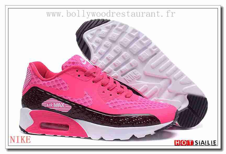 factory authentic 9fb36 30ddd JO0965 nettoyage facile 2018 Femm s Air Max 90 2016 rose Confortable   Cool  - F.R.A.N.C.E286