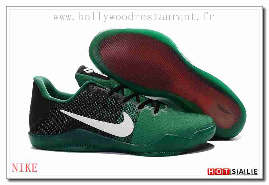 new concept f1508 4973a VC9751 Haute Qualité 2018 Homme s Kobe 11 vert Vente Chaude en ligne -  F.R.A.N.C.E580 - NIKE KOBE