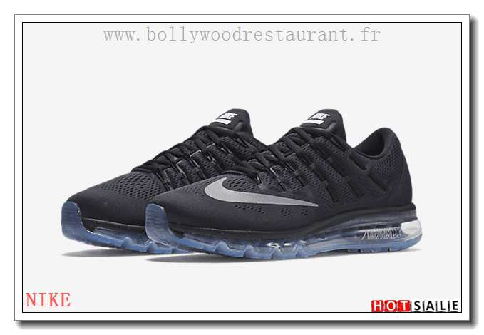 sports shoes dc667 cdcdb SQ5049 couture 2018 Femm s Air Max 2016 blanc noir Bleu Confortable   Cool  - F.R.A.N.C.E432 - NIKE AIR MAX