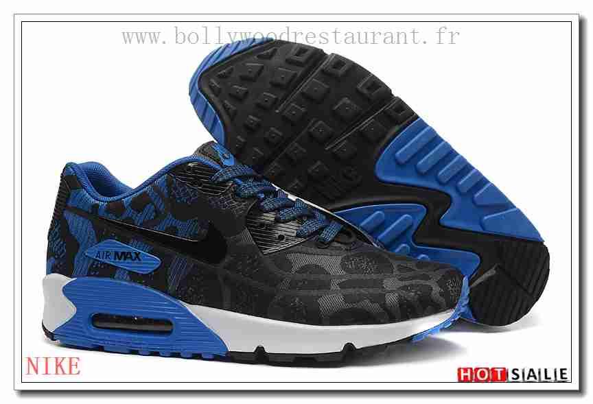 nike air max 90 homme chaussures blanc noir