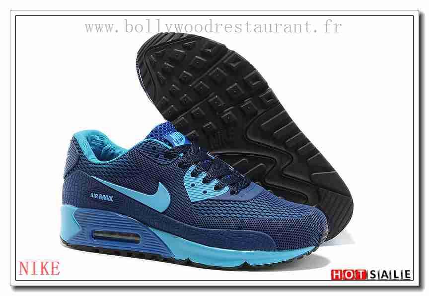 44c7969ebe46f3 LE8231 Livraison Rapide 2018 Homme s Air Max 90 L été blanc noir Bleu Le moins  cher - F.R.A.N.C.E294 - NIKE AIR MAX
