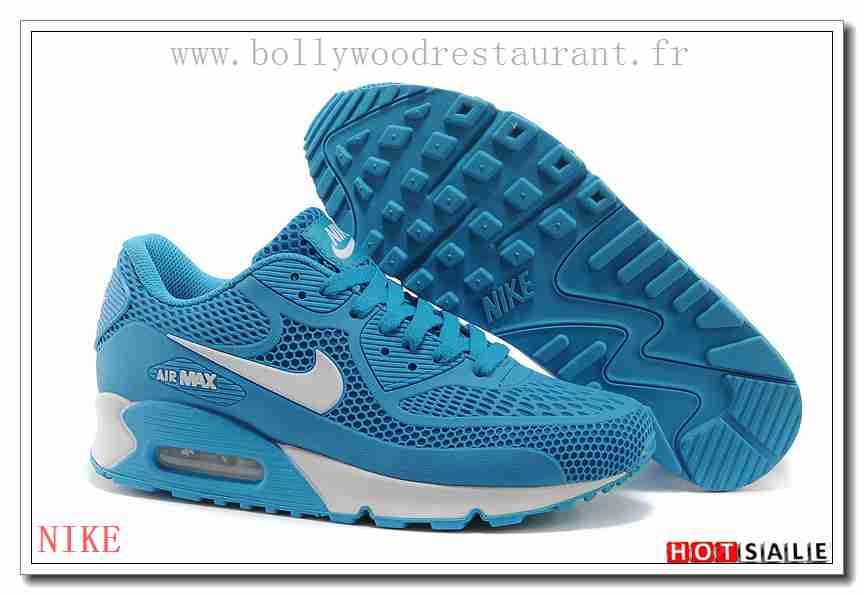 air max 90 bleu turquoise pas cher