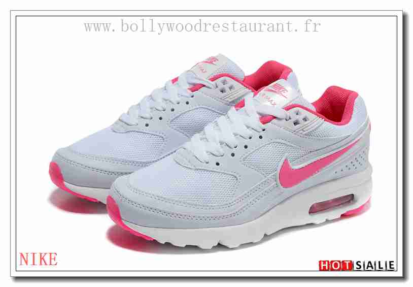 huge selection of 308b7 845dc AJ4458 Abordable Pas Cher 2018 Femm s Air Max BW blanc Confortable   Cool -  F.R.A.N.C.E901 - NIKE AIR MAX