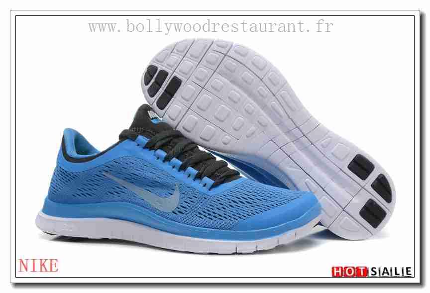 official photos 05ac9 2ba57 EW9540 La Nationalité 2018 Femm s Free Run 3.0 V5 blanc noir Bleu  Promotions Vente