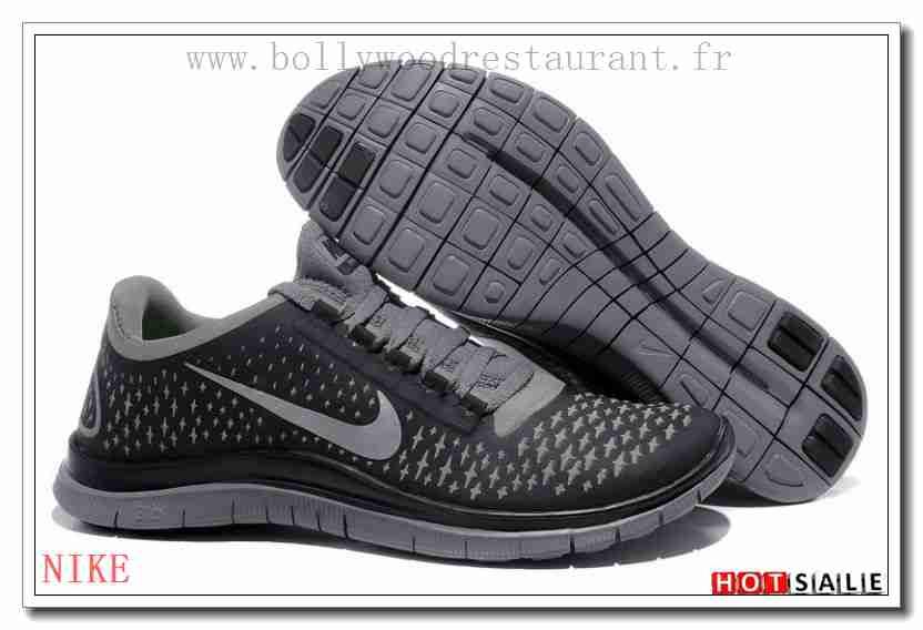 official photos 6ec6d 5418f EU6713 élégant Nike Free 30 V4 Lightweight Dark gris Noir 2018 Nouveau  style Soldes - F.R.J.